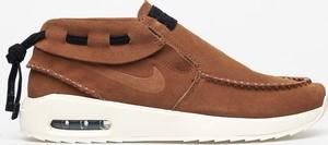 Buty sportowe Nike ze skóry sb
