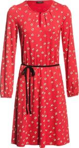 Sukienka Vive Maria w stylu casual mini z długim rękawem
