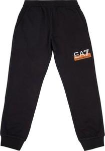 Spodnie dziecięce EA7 Emporio Armani