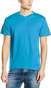 Błękitny t-shirt stedman apparel