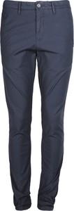 Spodnie Tommy Hilfiger z bawełny