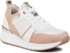 Buty sportowe Jenny Fairy sznurowane z zamszu