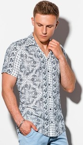 Koszula Ombre w młodzieżowym stylu