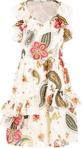 Sukienka Liu-Jo z jedwabiu