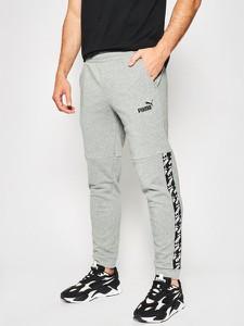 Spodnie sportowe Puma z nadrukiem