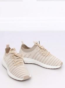 Buty sportowe Inello sznurowane z płaską podeszwą