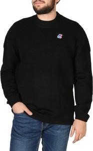 Sweter K-Way w stylu casual z okrągłym dekoltem