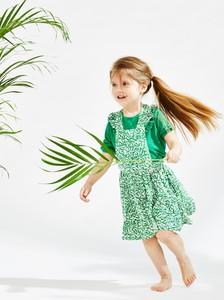 Zielona spódniczka dziewczęca Banana Kids