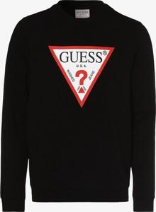 Czarna bluza Guess