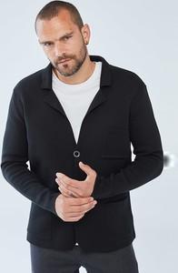Czarny sweter Boris Becker