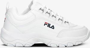Buty sportowe Fila sznurowane na platformie