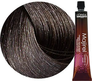 L'Oreal Paris Loreal Majirel | Trwała farba do włosów - kolor 5.0 głęboki jasny brąz 50ml - Wysyłka w 24H!