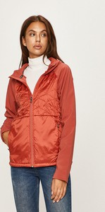 Czerwona kurtka Under Armour w stylu casual