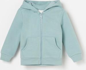 Niebieska bluza dziecięca Reserved