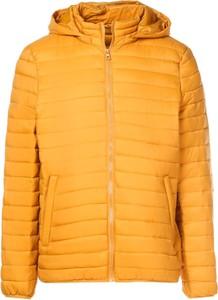 Żółta kurtka born2be w stylu casual