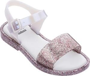 Buty dziecięce letnie Melissa ze skóry