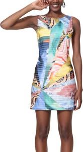 283cef6295 Sukienka Desigual bez rękawów