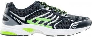 Granatowe buty sportowe sklepiguana