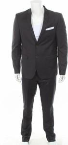 Czarny garnitur Georges Rech