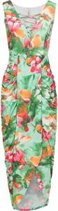 Bonprix bodyflirt boutique sukienka w kwiatowy deseń