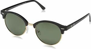 amazon.de chpo Adult Unisex okulary przeciwsłoneczne Casper 2, czarne (czarny/złoty), 50
