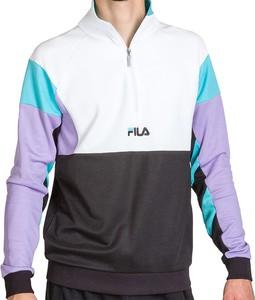 Bluza Fila z bawełny w młodzieżowym stylu