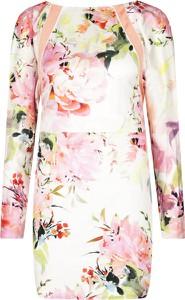 Sukienka Guess by Marciano z długim rękawem prosta