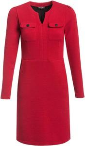 Czerwona sukienka Vive Maria mini