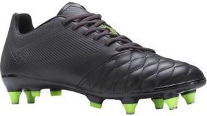 Granatowe buty sportowe Kipsta ze skóry