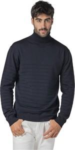 Niebieski sweter Barena Venezia w stylu casual