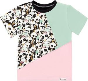 Koszulka dziecięca Mammamia dla dziewczynek