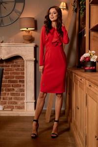 Czerwona sukienka Lemoniade