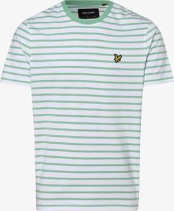 T-shirt Lyle & Scott z krótkim rękawem w stylu casual