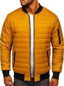 Żółta kurtka Denley
