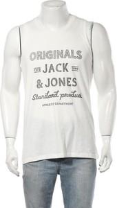 T-shirt Originals By Jack & Jones w młodzieżowym stylu