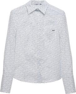 7892ccf00c Białe bluzki i tuniki damskie Simple