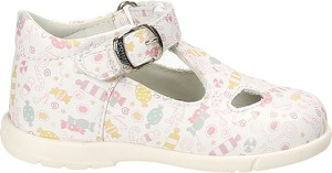 Buty dziecięce letnie Primigi ze skóry dla dziewczynek