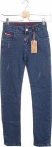 Niebieskie jeansy dziecięce Lee Cooper