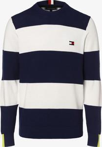 Sweter Tommy Hilfiger z bawełny