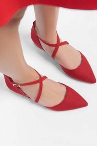 Czerwone baleriny ORSAY