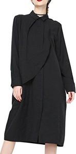Sukienka Ellazhu z długim rękawem