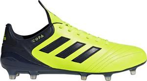 Zielone buty sportowe Adidas