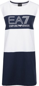 Bluzka EA7 Emporio Armani bez rękawów