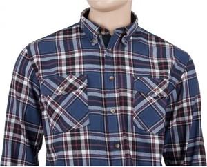 Granatowa koszula Dockland w stylu casual