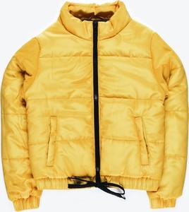 Żółta kurtka dziecięca Gate