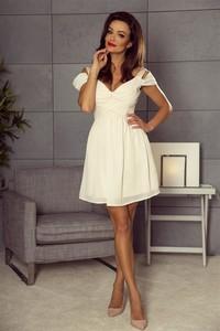 Sukienka Bergamo z krótkim rękawem