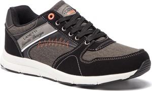 Buty sportowe Lanetti w sportowym stylu sznurowane