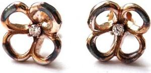 Venus Galeria Kolczyki srebrne - Koszyczki małe