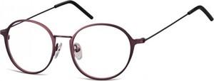 Stylion Lenonki zerowki Oprawki okulary korekcyjne 971G fioletowe