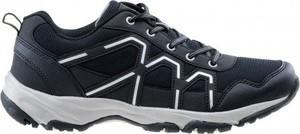 Buty sportowe Martes sznurowane ze skóry w sportowym stylu